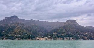 Salerno, Italy Royalty Free Stock Photography