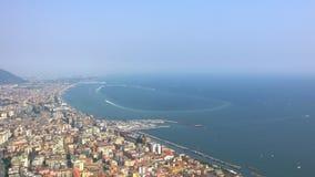 Salerno, panorama Stock Photography