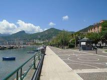 Salerno Royalty Free Stock Photo