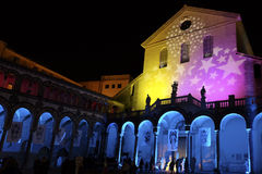 Salernokathedraal Royalty-vrije Stock Afbeelding