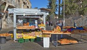 Salers ψωμιού Στοκ εικόνα με δικαίωμα ελεύθερης χρήσης