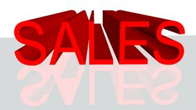 Sales. For help web sites to ad they campain vector illustration