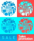 Sales1 免版税图库摄影