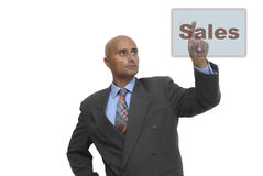 Sales Royalty Free Stock Photography