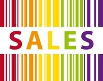 Sales Royalty Free Stock Photos