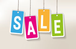 Sales Banner Stock Images