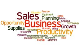 Sales and Business Royalty Free Stock Images
