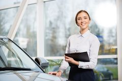 Sales consultant Stock Photography