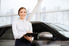 Sales consultant Royalty Free Stock Photography