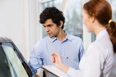 Sales consultant Stock Photos