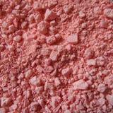 sales de baño rosadas Fotografía de archivo libre de regalías