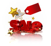 Sales design Royalty Free Stock Image