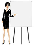 Sales Executive. Stock Photo