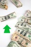 Sales growing Royalty Free Stock Image