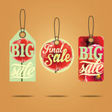 Sales labels. Set of badges for using in different spheres Stock Images