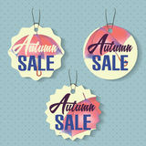 Sales labels. Set of badges for using in different spheres Stock Photos