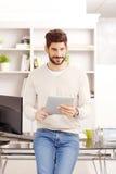 Sales man portrait Stock Image