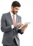 Sales man portrait Stock Images