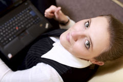 Sales Manager Stock Image