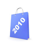 Sales in new year Stock Image