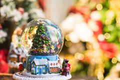 Free Sales Of Christmas Decorations On The Traditional Christmas Market In Europe. Royalty Free Stock Images - 165568509