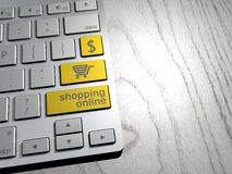 Sales, online shopping, shopping offers Stock Photos