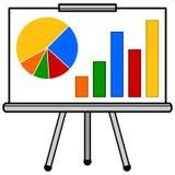 Sales Pitch Presentation Stock Photo
