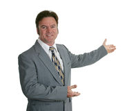 Sales Presentation royalty free stock photo
