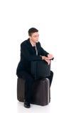 Sales representative, traveler Stock Image