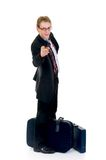 Sales representative, traveler Stock Photo