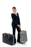 Sales representative, traveler Royalty Free Stock Photography