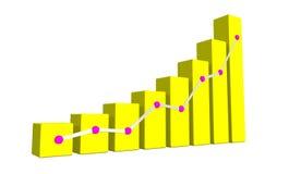 sales_ revenue_0035 Imagen de archivo libre de regalías