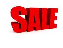 Sales sign Royalty Free Stock Photos