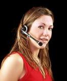 Sales staff Stock Image