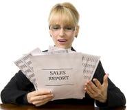 These sales suck! Stock Photos