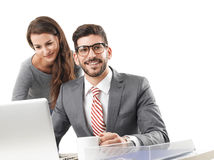 Sales team Stock Images