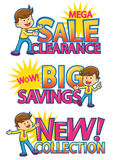 Salesman Stock Photography