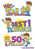 Salesman Royalty Free Stock Image
