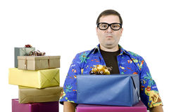 Salesman Stock Photo
