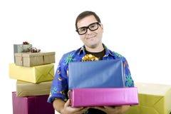 Salesman Royalty Free Stock Photos