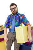 Salesman Royalty Free Stock Photo