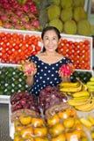 Saleswoman Royalty Free Stock Photos