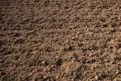 Saleté agricole Photo stock