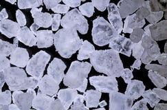 Salez les cristaux images libres de droits