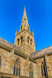 Salford Cathedral Royalty Free Stock Photos