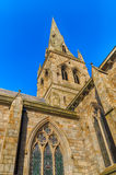 Salford Cathedral Stock Photo
