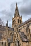 Salford Cathedral Royalty Free Stock Photo