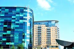 Salford-Kais, Manchester, Großbritannien Lizenzfreie Stockfotografie