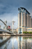 Salford Quays Stock Photos