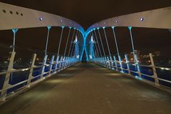 Salford Quays, Manchester Royalty Free Stock Photo
